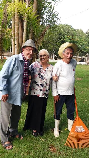 """""""Asilo"""" o Filme, gravado em Miracatu no Vale do Ribeira"""