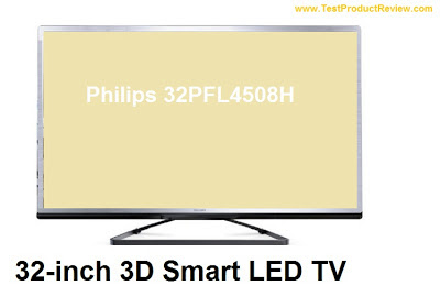 Philips 32PFL4508H 32-inch 3D Smart LED TV review