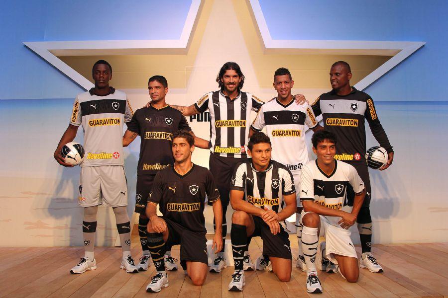 41e81ca20b Aleluia...saiu o novo uniforme do Botafogo-Puma 2012.