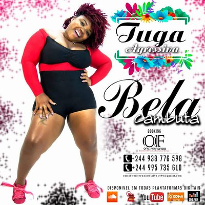 Tuga Agressiva ft. Carlos Peneira - Bela Cambuta (Kuduro) (Prod. Dj Gaston Júnior)