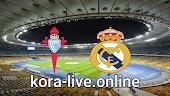 مباراة سيلتا فيغو وريال مدريد بث مباشر بتاريخ 20-03-2021 الدوري الاسباني