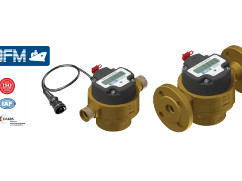 Fuel Flow Meter DFM For Marine