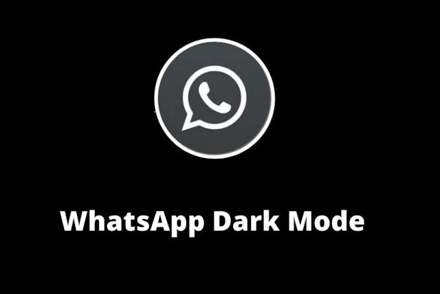 Cara mudah Aktifkan Dark Mode pada WhatsApp Android & Iphone