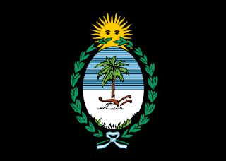 Escudo Provincia del Chaco Logo Vector