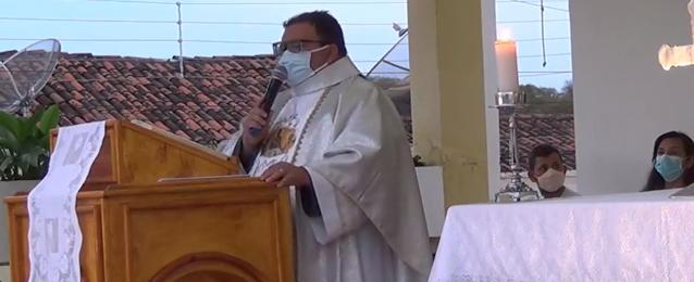 Padre Ednaldo se despede das paróquias de Camalaú e São João do Tigre