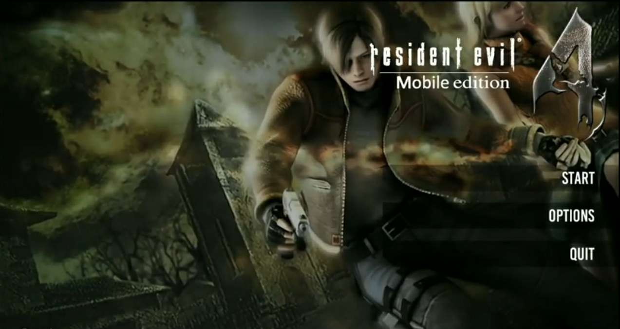 Download Resident Evil 4 Mobile Edition Apk For Android