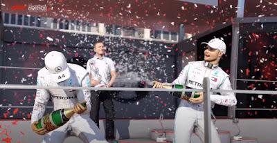 F1 2020 oyunu
