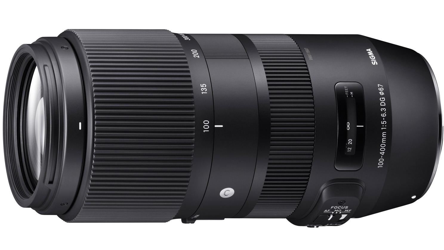 Sigma 100-400mm f/5-6.3 DG HSM OS