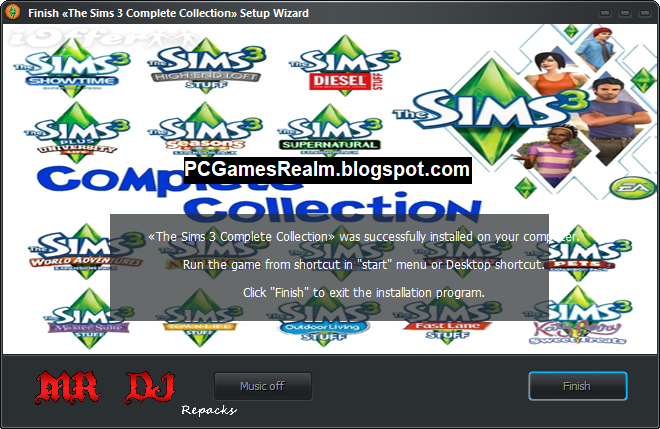 The Sims 3: Complete Collection [v1 67 2 + MULTi + All