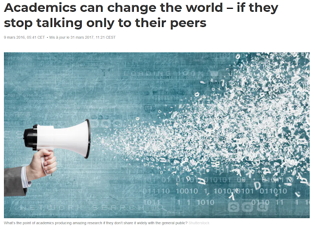 http://theconversation.com/academics-can-change-the-world-if-they-stop-talking-only-to-their-peers-55713