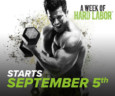 A Week of Hard Labor Sagi Kalev, Try Body Beast for Free, Beachbody on Demand Free Trial, Sagi Kalev Workout, Body Beast on Demand, Week of Hard Labor Workout