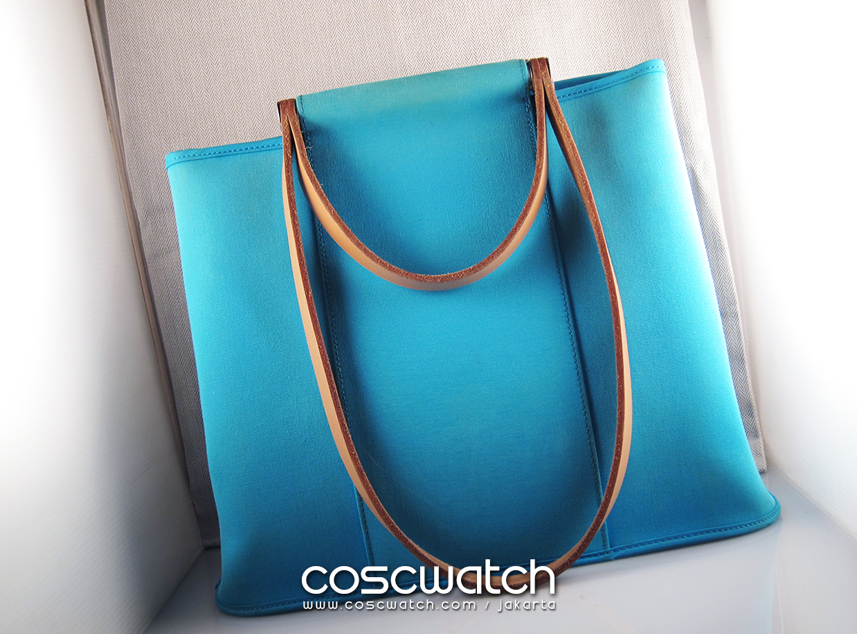 hermes Dogon Duo blue jean wallet womens
