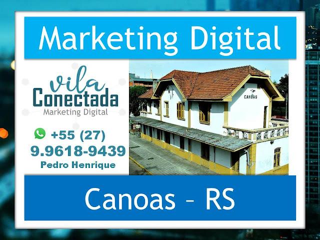 Marketing Digital Profissional Criação Site Loja Virtual Canoas RS