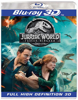 Jurassic World Fallen Kingdom [2018] [3D] [BD25] [Latino]