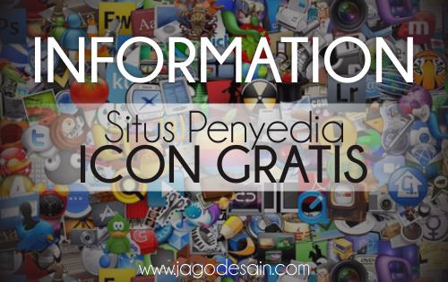 Daftar Situs Web Penyedia Icon Gratis