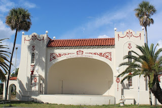 Alice McClelland Memorial Bandshell