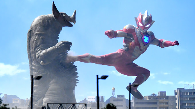 Ultraman Z Episode 3 Subtitle Indonesia