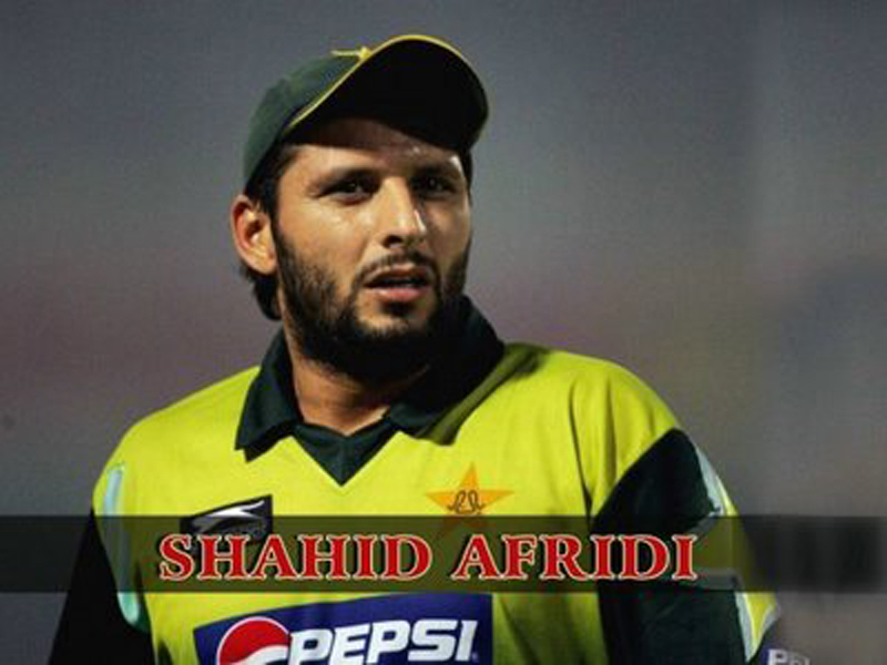 Results Wallpaper: Shahid Afridi Wallpapers