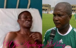 Raymond King, Ex-Flying Eagle Goal Keeper Dies ...How He Died Because of Electricity Outage At LUTH