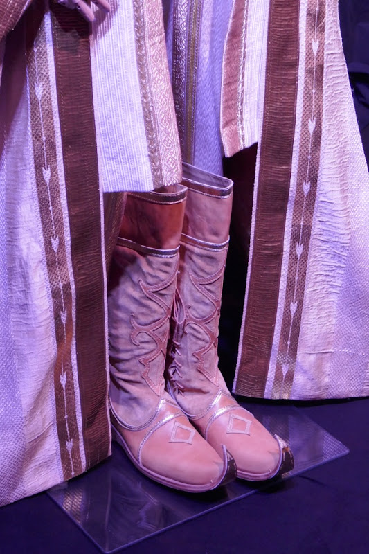 Aladdin Prince Ali costume boots