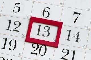 """П'ятниця, 13-е: чого не можна робити в цей """"чорний"""" день"""