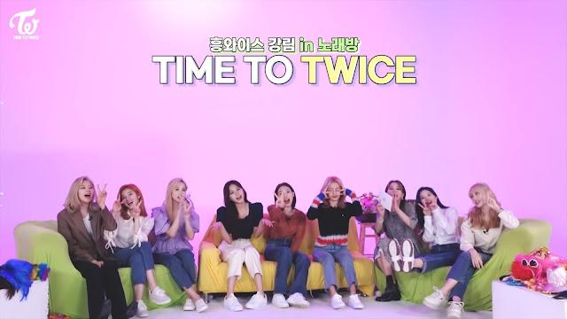 Time to Twice Noraebang Battle Episode 3 Eng Sub