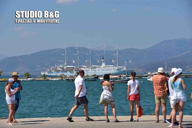 Τράπεζας της Ελλάδος: Μειώθηκαν οι ταξιδιωτικές εισπράξεις στην Πελοπόννησο το 1ο εννεάμηνο του 2019