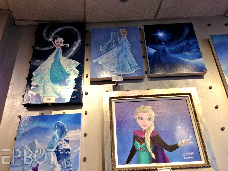 New Disney Pretties Prize Winners