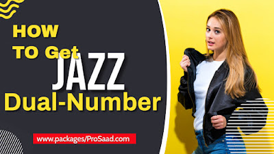Jazz Double Number Offer Code