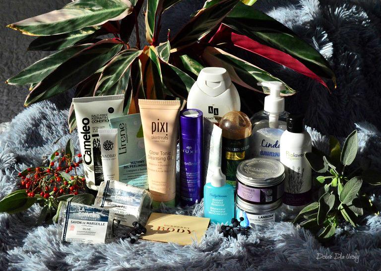 Kosmetyczne zużycia Września - DENKO w mini recenzjach :)