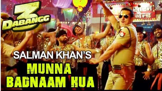 Dabangg 3: Salman Khan And Warina Hussain To Shake Leg On Munna Badnaam Hua