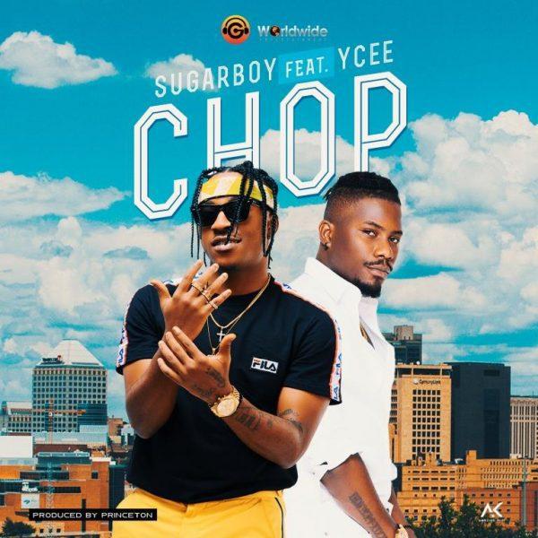 UX MUSIC: Sugarboy - Chop ft. Ycee