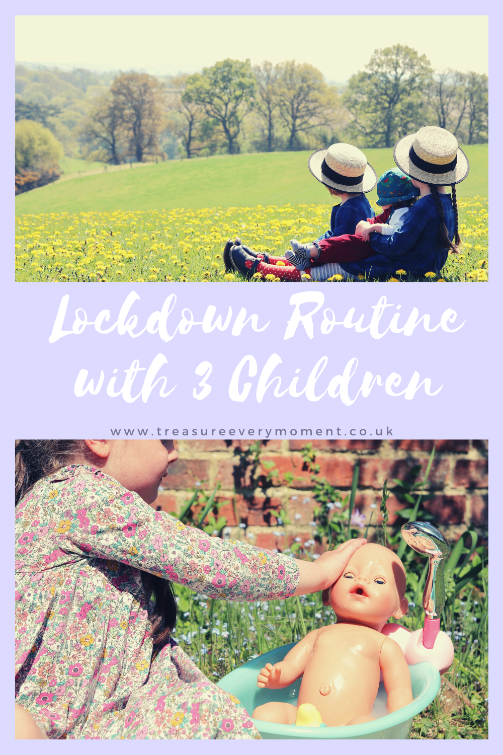 PARENTHOOD: Our Lockdown Daily Routine with Two Children and a Baby