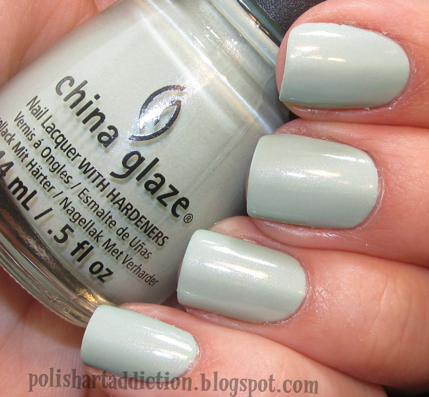China Glaze - Keep Calm, Paint On