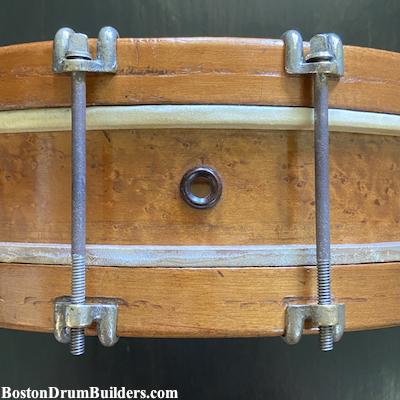 blair & baldwin snare drum shell