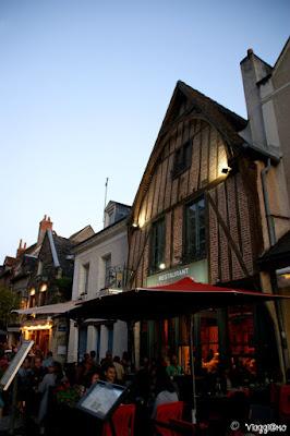 Case nel centro di Amboise