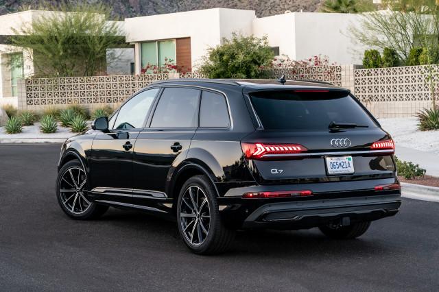 2022 Audi Q7 Review