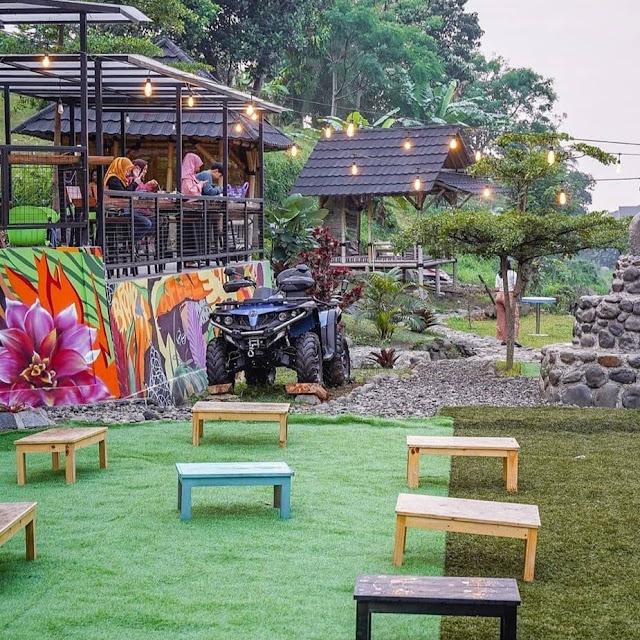 Bromelia Coffee & Eatery Bogor