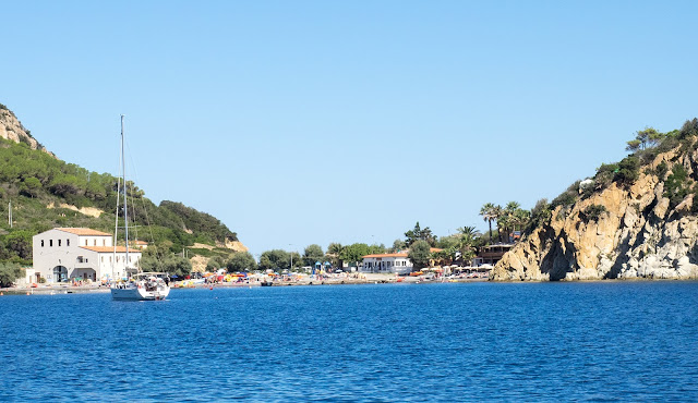 Golfo di Viticcio - Spiaggia dell'Enfola