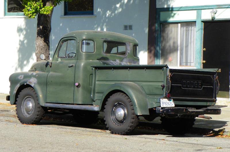 1953 Dodge Truck Hubcaps