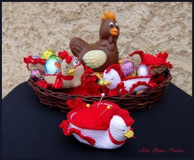 Cocotte de Pâques