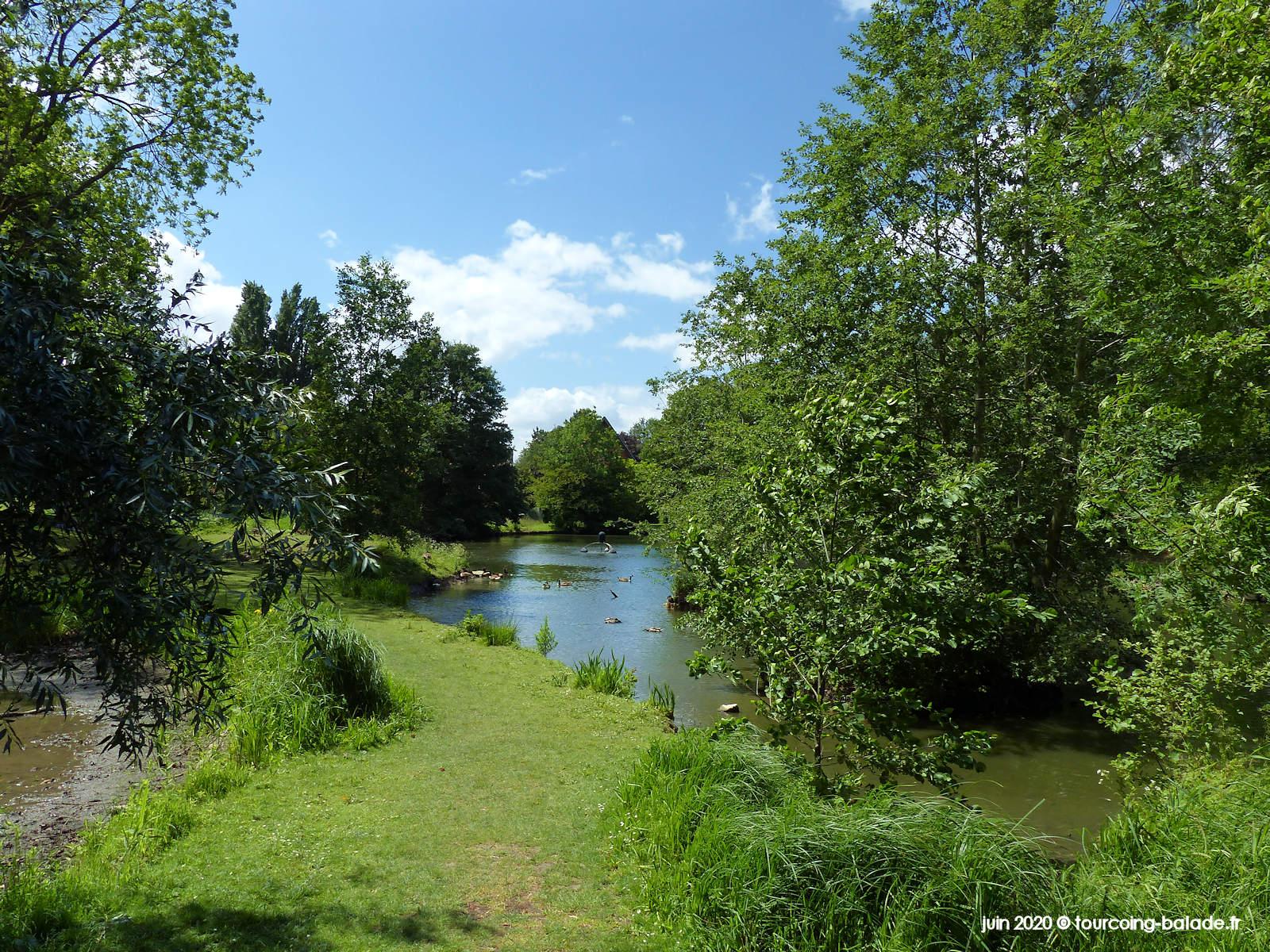 Parc du Hautmont, Mouvaux 2020