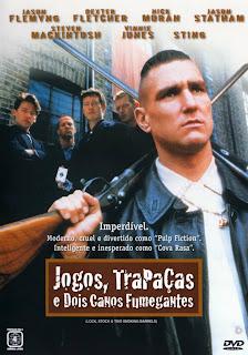 Jogos, Trapaças e Dois Canos Fumegantes (1998) Torrent