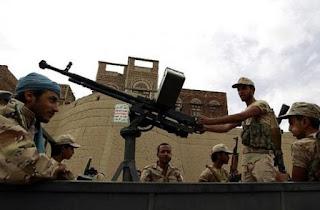 KEJAM! Syiah Houthi Serang Pasar, 5 Terbunuh dan 20 Luka-luka