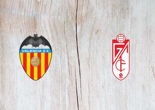 Valencia vs Granada -Highlights 21 March 2021