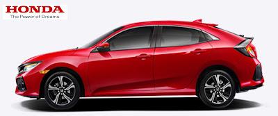 Harga Honda Civic HatchBack Terbaru di Medan