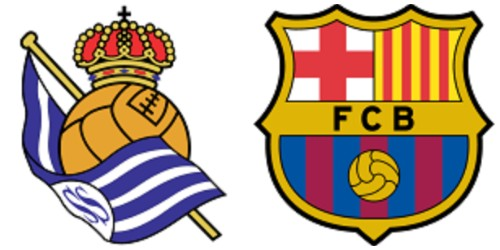 Watch the Barcelona and Real Sociedad live stream and predictions match in Laliga