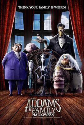 The Addams Family 2019 DVD9 NTSC Latino
