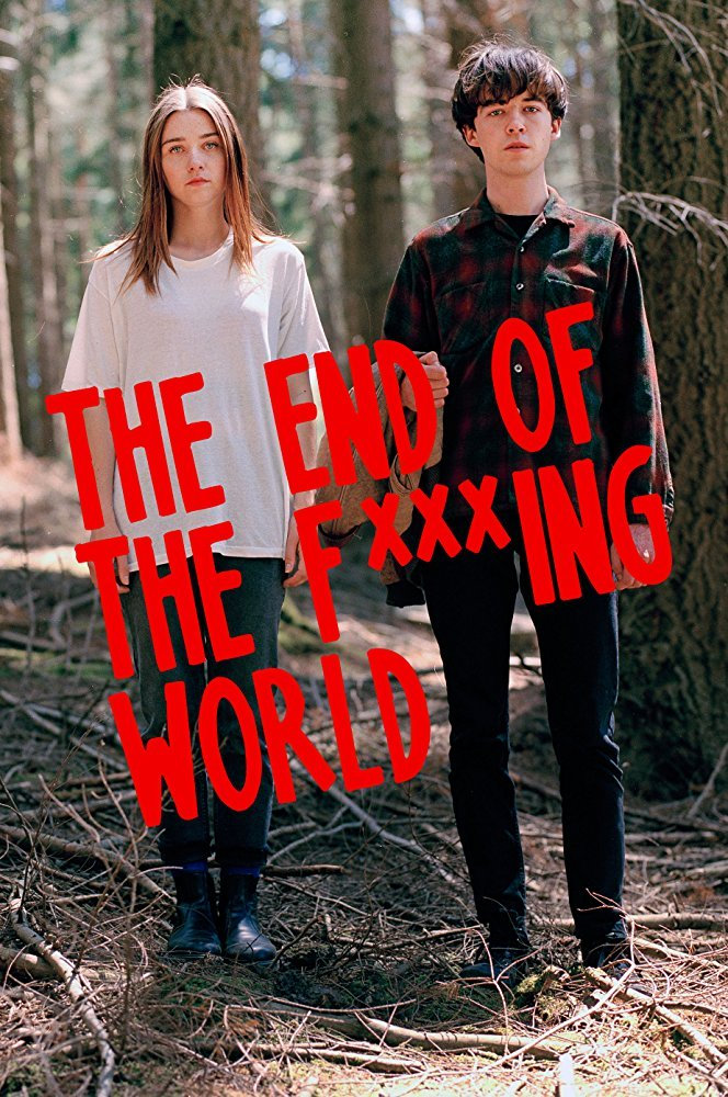 The end of the f****ing world