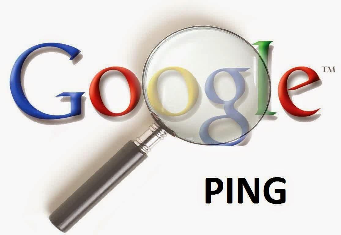 Cara Melakukan Ping Artikel pada Google Beserta Kegunaannya